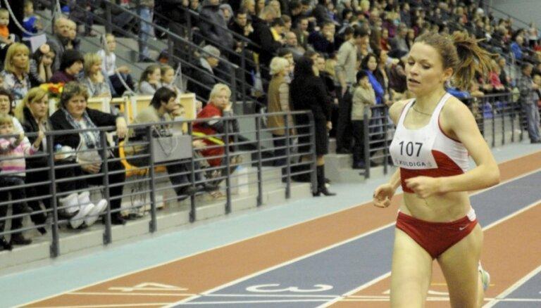 Из-за травмы сезон для латвийской рекордсменки завершен