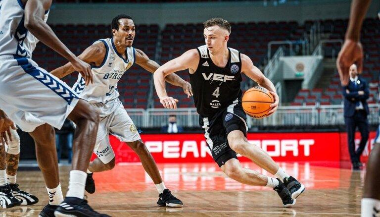 'VEF Rīga' arī nākamajā sezonā spēlēs FIBA Čempionu līgas pamatturnīrā