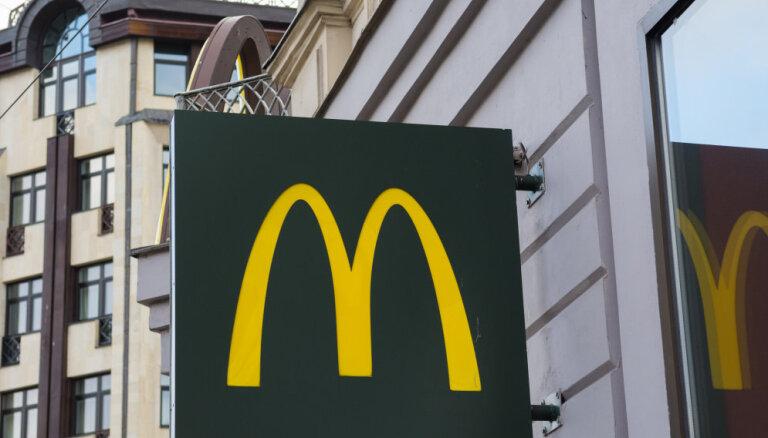 'McDonald's' pārvaldītājs Latvijā ieķīlājis visu mantu par 13 miljoniem eiro