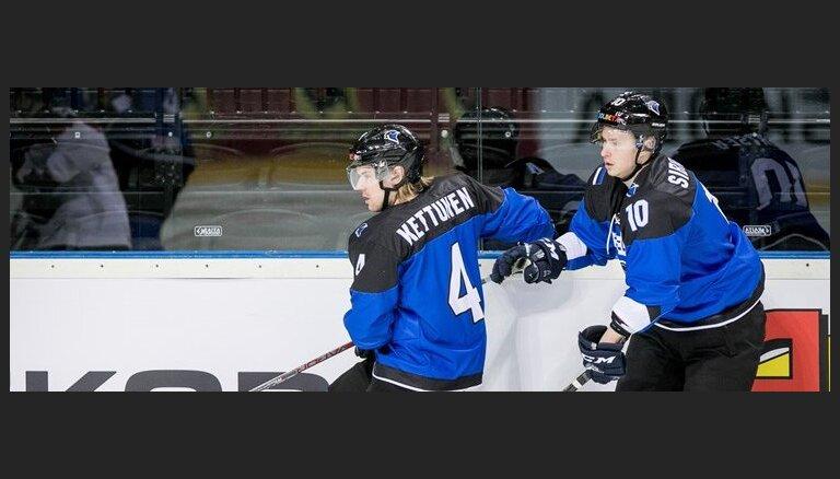 Igaunijas izlases hokejists Ketunens par dopinga lietošanu saņem četru gadu diskvalifikāciju