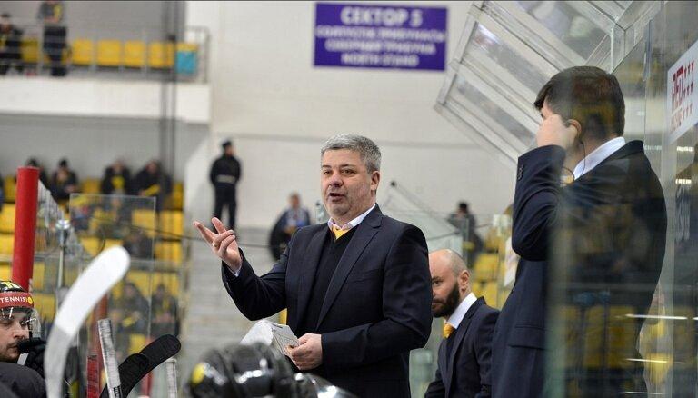 Tambijevs pametīs 'Admiral': mana prioritāte ir darbs KHL