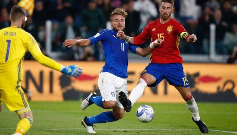 Сегодня пройдет первый полуфинал ЕВРО — между сборными Италии и Испании
