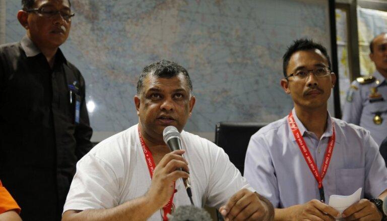 Топ-менеджер AirAsia: призываю не спекулировать на теме исчезновения самолета