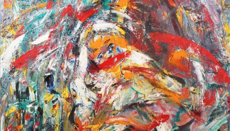 Liepājas muzejā atklās gleznotāja Viļņa Eglīša piemiņas izstādi