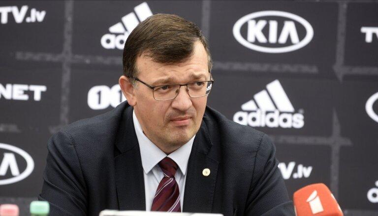 Jauns treneris, jauni debitanti – Kazakevičs meklē futbola izlases līderus