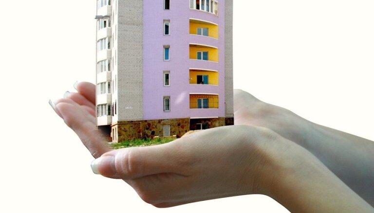 Latvijā mājokļu cenas otrajā ceturksnī augušas straujāk nekā vidēji ES