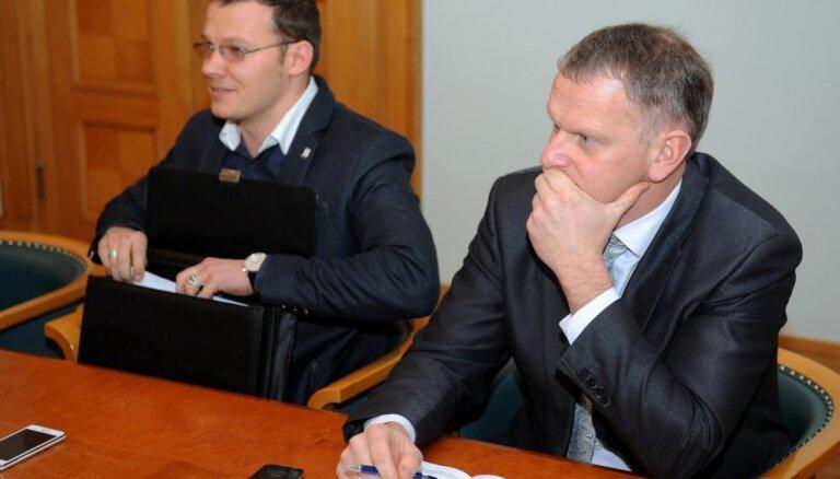 Коалиция согласна, чтобы Минюст возглавил Гайдис Берзиньш