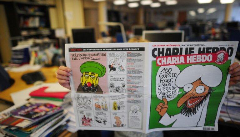 Aрестован родственник убийцы журналистов издания Charlie Hebdo