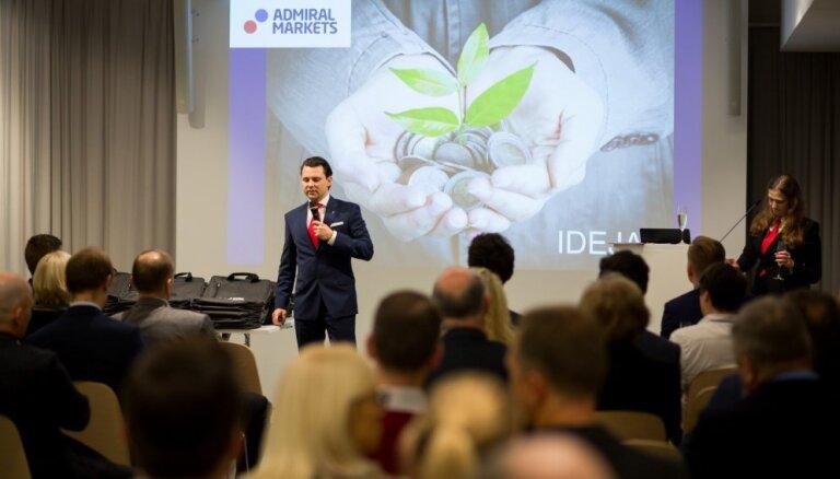 Новое поколение латвийских инвесторов растет вместе с Admiral Markets UK Ltd: Янис Алексеевc