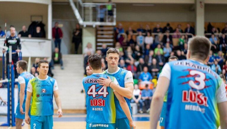 'Lūši' ar Milānas klubu cīnīsies jaunajā Jēkabpils sporta namā