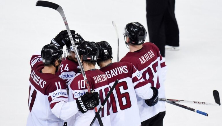 Латвия обыграла японцев, впереди решающий матч за олимпийскую путевку