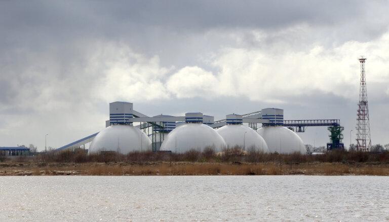 В Латвии работают шесть хранилищ взрывоопасного аммония нитрата, власти считают их безопасными