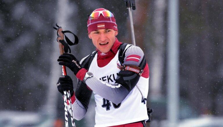 Biatlonistam Piksonam par dopinga lietošanu piemērota divu gadu diskvalifikācija