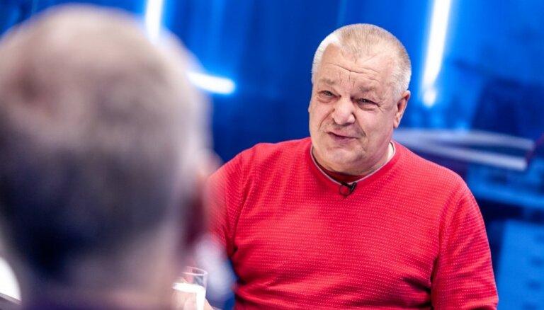 'Delfi TV ar Jāni Domburu': atbild Petraviču uzņēmuma bijušais darbinieks