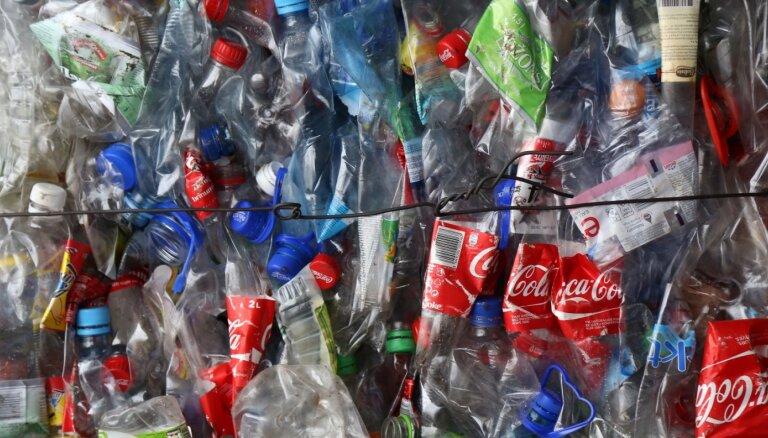 Ar PET pudeļu pārstrādes risinājumu Latviju starptautiskā konkursā pārstāvēs 'PolyLabs'