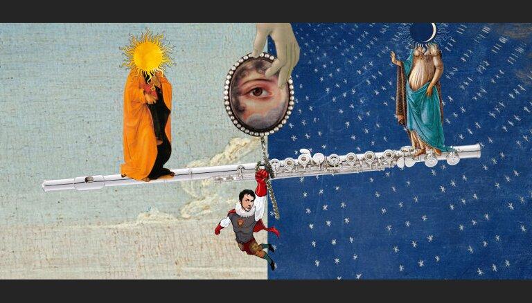 Operā tapis izglītojošs iestudējums jaunajiem skatītājiem 'Mazā Burvju flauta'