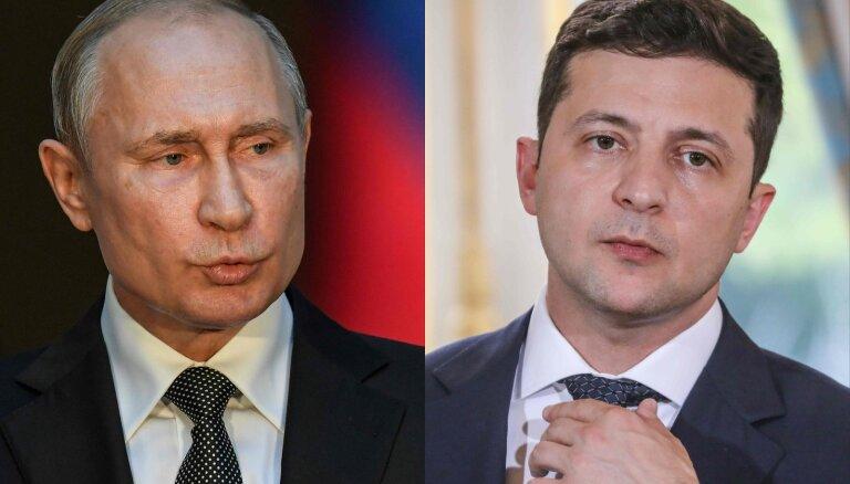 Похож ли Зеленский на Путина? Семь примеров
