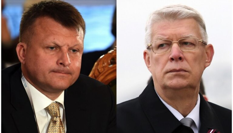 Прокурор: Слова Шлесерса, что Затлерс просил его помочь с переизбранием, не соответствуют действительности