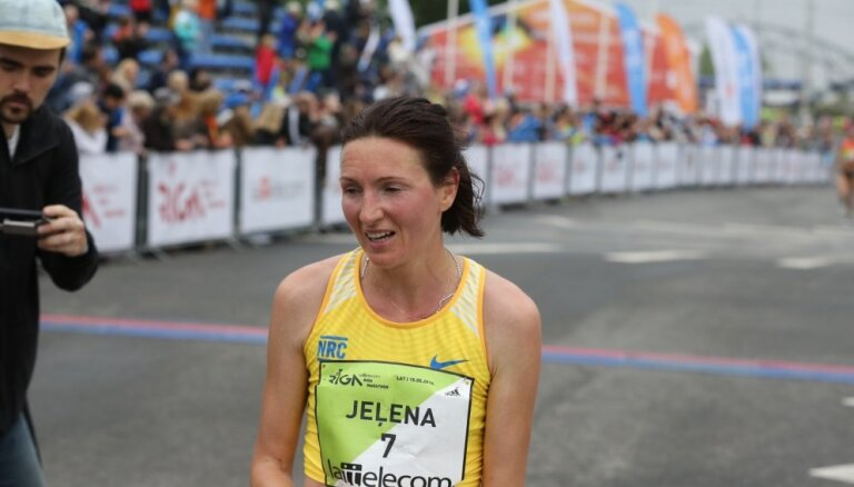Prokopčuka sacensību apritē atgriezīsies 'Lattelecom' Rīgas maratonā