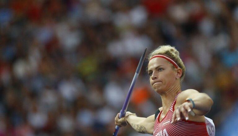 Palameika nodrošina Latvijai bronzu Eiropas spēlēs