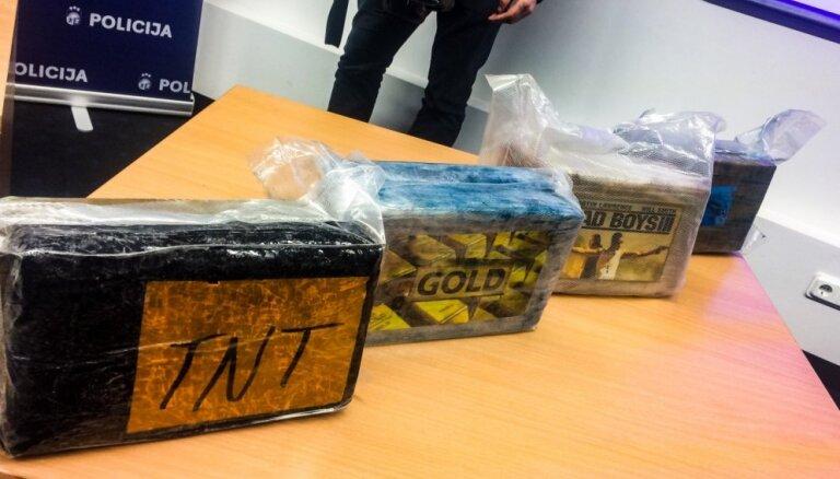 Kokneses kokaīna kravas lietā policija vienu Latvijas pilsoni izsludinājusi starptautiskā meklēšanā