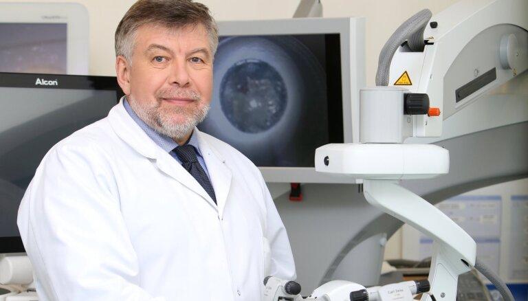 Aprit 20 gadi, kopš Latvijā pieejama redzes lāzerkorekcija