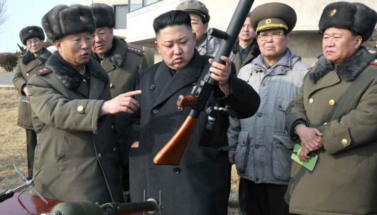 Эксперт: цель КНДР— не война, а уступки американцев