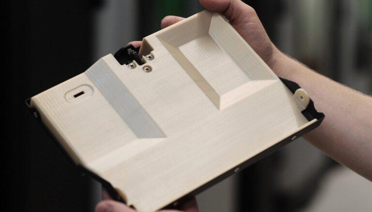 'AM Craft' investējis divus miljonus eiro lielizmēra industriālo 3D printeru iegādē