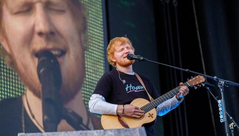 'Billboard': Šīrana koncerta Rīgā biļešu ieņēmumi – vairāk nekā trīsarpus miljoni eiro