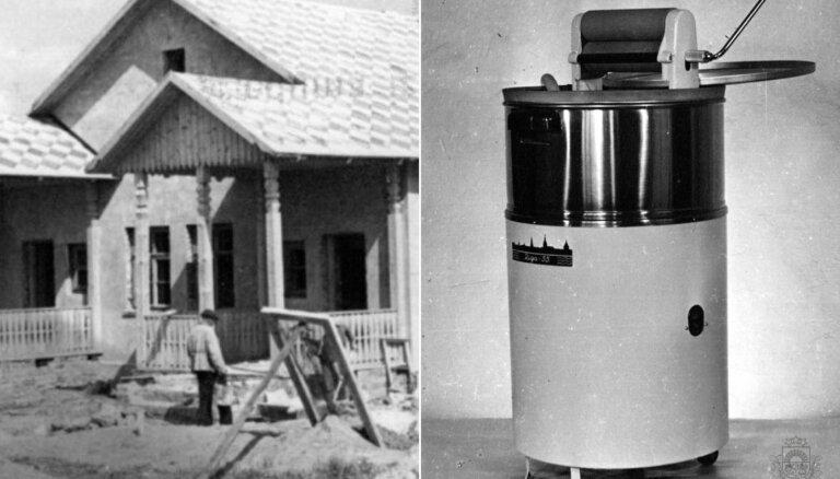Архивные ФОТО: Как раньше строили дома и обустраивали квартиры