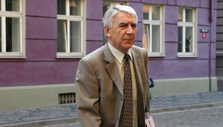 Скончался бывший мэр Даугавпилса и депутат Сейма Алексей Видавский