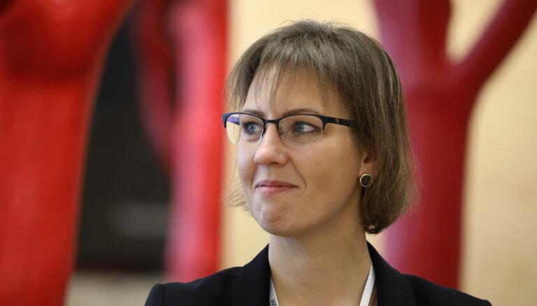 Депутат Анита Муйжниеце согласилась стать министром образования и науки