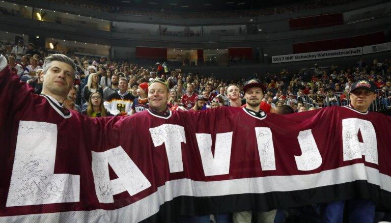 Матч Латвия— США побил исторический рекорд посещаемости на ЧМ