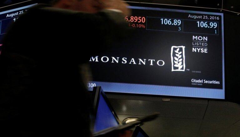 Еврокомиссия одобрила покупку Bayer компании Monsanto за $66 млрд