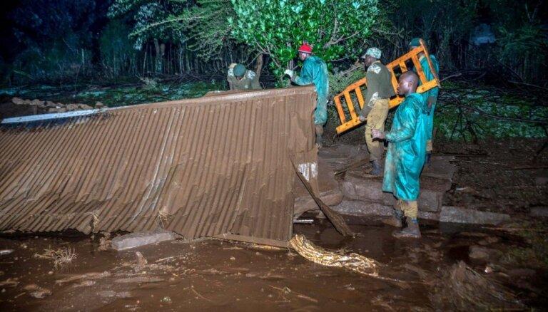 ES piešķir pusotru miljonu eiro dabas katastrofā cietušajai Kenijai