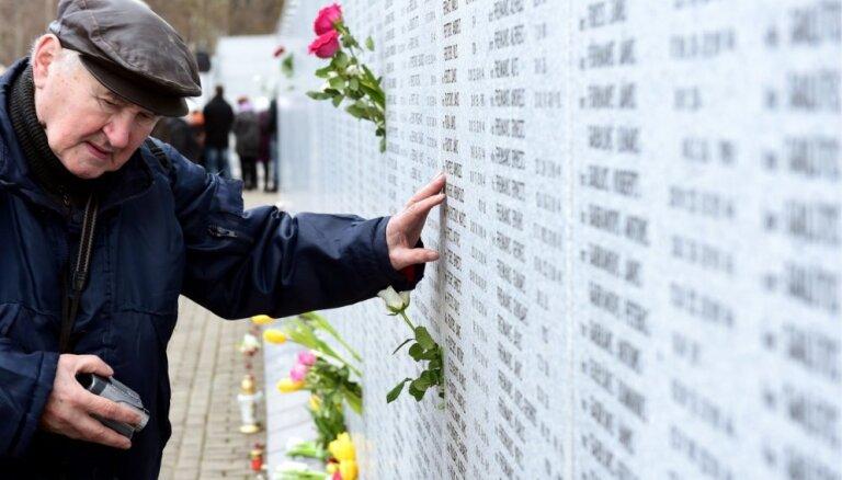 'Saskaņa' lūgusi Vējoni nodot pārskatīšanai likumu par Otrā pasaules kara dalībnieka statusu