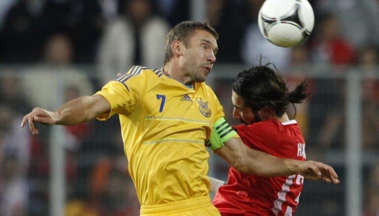 В день матча с Турцией сборную Украины массово скосил вирус