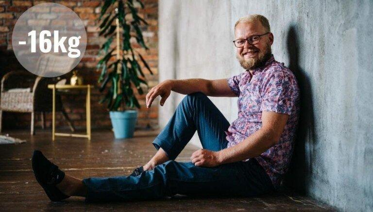 Testējam: Populārākā diēta Latvijā. Ar 16 liekiem kg izmēģina Viktors. FOTO