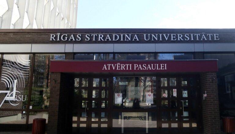 Rīgas Stradiņa universitāte atklāj savu biznesa inkubatoru