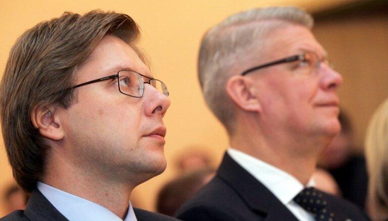 """Затлерс: мы не изменим решение о коалиции с """"Центром согласия"""""""