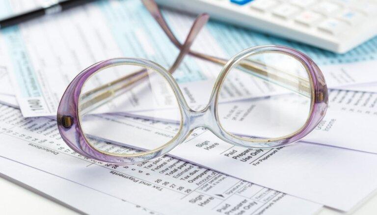 Pievienotās vērtības nodokļa plaisa pērn sarukusi līdz 10,2%