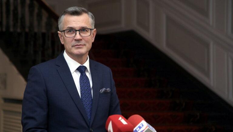 Латковскис: KPV LV найдет кого предложить на пост главы МВД вместо Гобземса