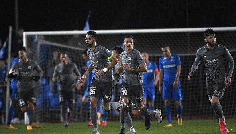 'Riga' FC šokēta par RFS centieniem tiesā izcīnīt čempionu titulu