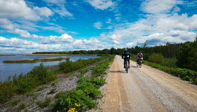 Brīvdienu maršruts – ar velosipēdu apkārt Lubāna ezeram