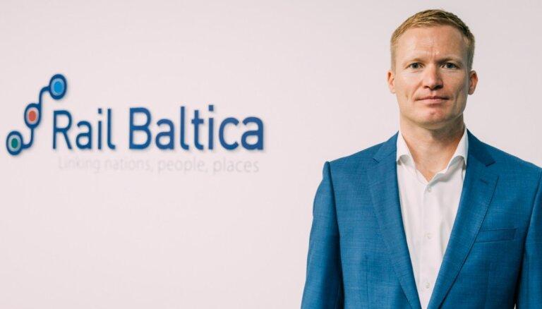 Ievēlēts 'Rail Baltica' kopuzņēmuma finanšu direktors