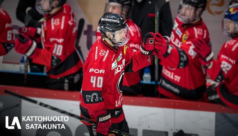 Rīgas 'Dinamo' vienojas ar Somijas līgas labāko vārtu guvēju