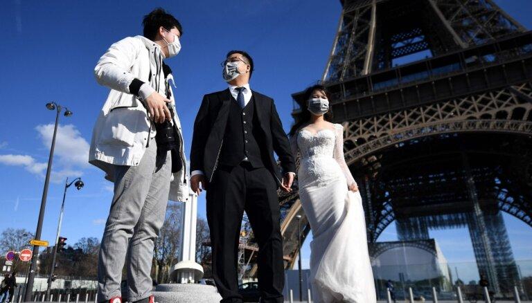 Хроника пандемии: во Франции резко возросло число смертных случаев