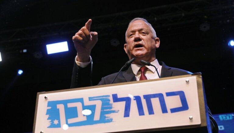 Izraēlā pēc vēlēšanām gaidāms politisks strupceļš, liecina provizoriskie rezultāti