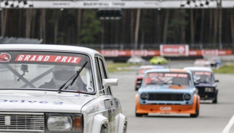 Biķerniekos notiks Draudzības kauss vēsturiskajiem auto no visas Austrumeiropas