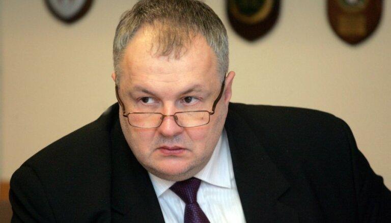 Rīgas domes Drošības komitejas vadītāja Ozola tiek pie vietniekiem